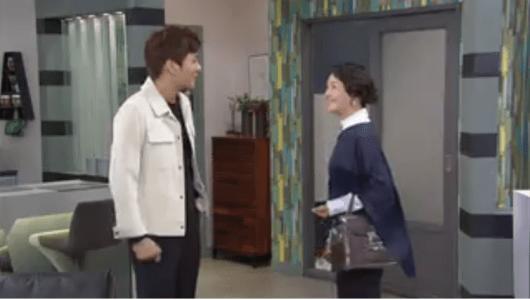 「名前のない女」第13話 ドチと出かけるジウォン