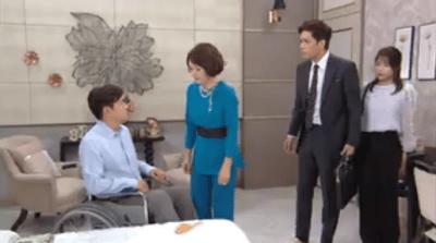 「名前のない女」第62話 ドヨンを連れ込むジウォン