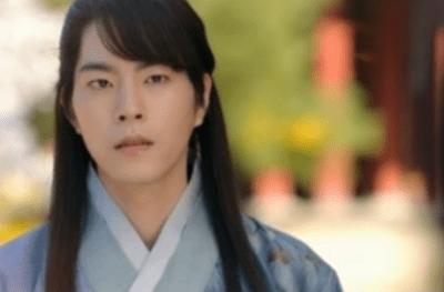 「王は愛する」第8話 ウォンの気持ちを明かすリン