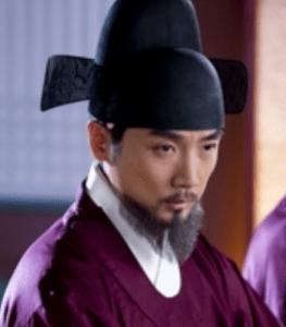 韓国ドラマ「秘密の扉」シン・チウン