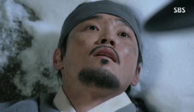「秘密の扉」第23話 亡くなるチャン・ドンギ