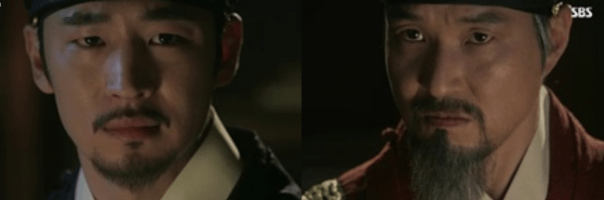 「秘密の扉」第23話 対立するイ・ソンと英祖