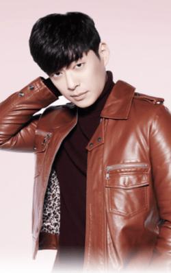 韓国ドラマ[私の心は花の雨]イ・ガンウク