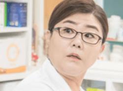 韓国ドラマ[恋のゴールドメダル~キム・ボクジュ~]ジュニョン母