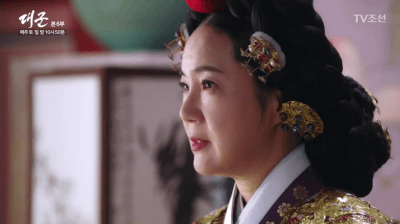 [不滅の恋人] 第6話 反対する大妃シム氏