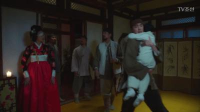 [不滅の恋人] 第17話 妓楼に逃げるキトゥクたち