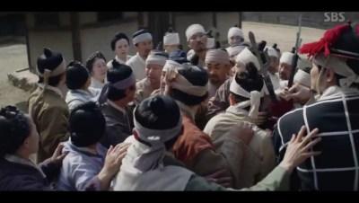 [ヘチ] ~王座への道~ 第19話 人が押し寄せる活人署