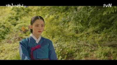 [100日の郎君様] 第8話 ムヨンと話す世子嬪