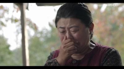 [椿の花咲く頃] 第28話 涙を流すジョンスク