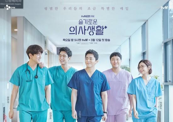 韓国ドラマ「賢い医師生活」ポスター