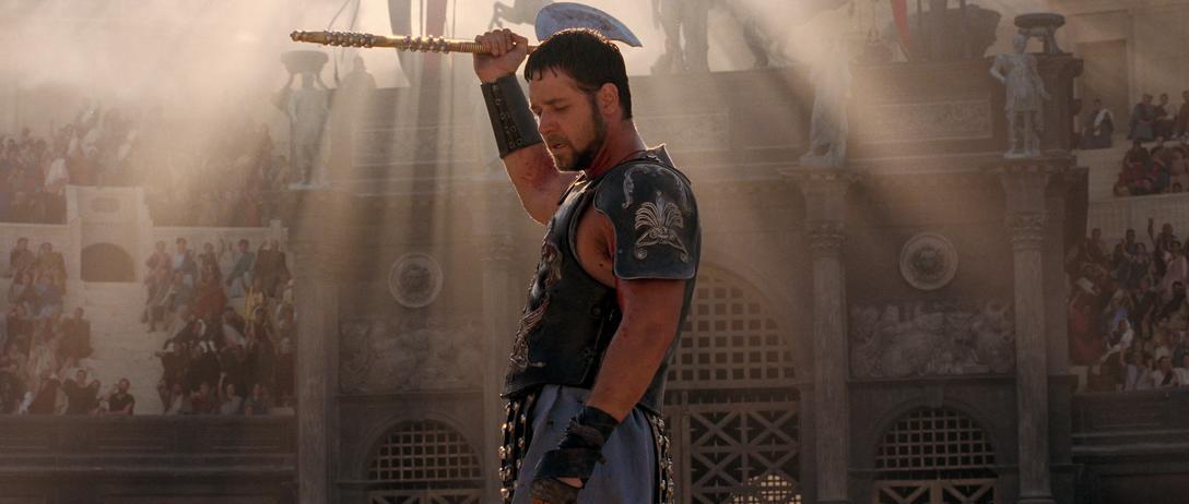 Netflix Tv Show Gladiator