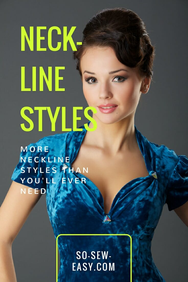 Neckline style guide