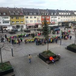 Maternusplatz, Köln-Rodenkirchen, Köln, Balkonien