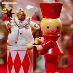 Der kleine Trommler und der Engel - Weihnachtsdeko