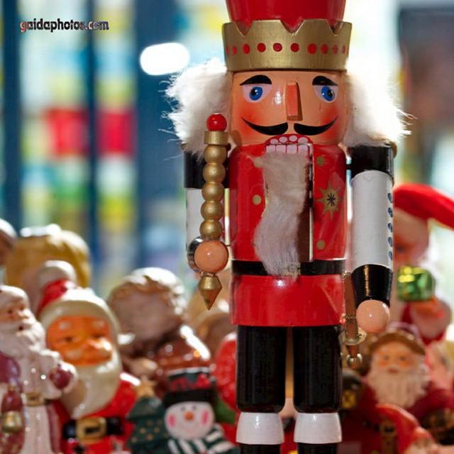Weihnachtlich: Nußknacker