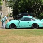 Geiler Wagen, geile Farbe