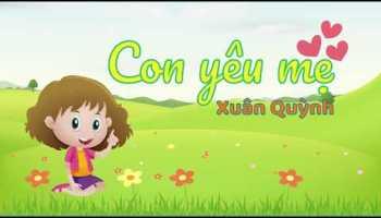 Con Yeu Me