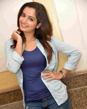 Ashika - Rambo 2 Kannada Film Press Meet Photos