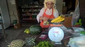 Das Obst hier in Thailand ist der Hammer, unfassbar süß.