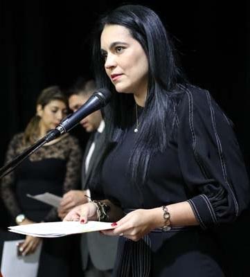María Ruth Hernández, secretaria de Educación de Cundinamarca