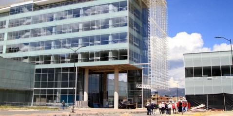 Hospital de Alta Complejidad de Zipaquirá 1