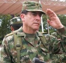 General (r) José Joaquín Cortés Franco