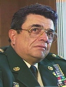 General (r) Iván Ramírez Quintero