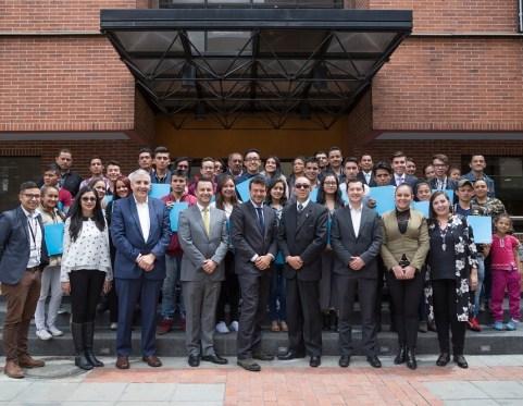 Becas Fundación Enel y Uniminuto 2