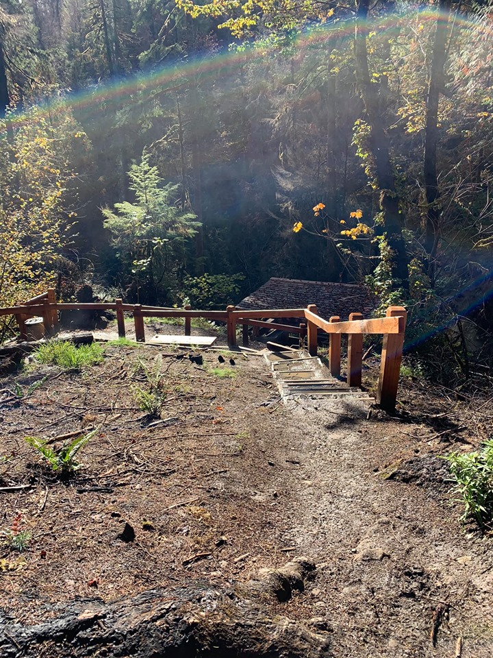 Updated Trail to Hot Springs