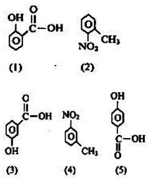 Contoh soal 2 benzena
