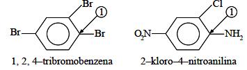 Nama senyawa benzena 3 substituen