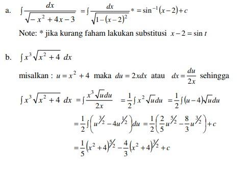 Produk berupa lks (lembar kerja siswa) matematika kelas 7 smp berbasis. Contoh Soal Kalkulus Dasar Dan Jawaban Pembahasan