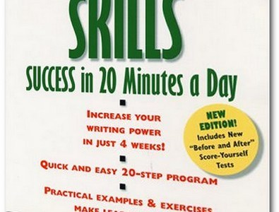 Ebook: Writing Skills Success In 20 Minutes a Day