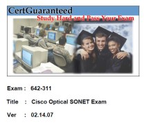Cisco Optical SONET Exam