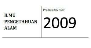 Prediksi Soal UN SMP IPA
