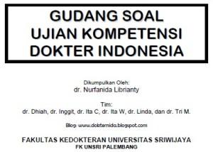 Kumpulan Soal Ujian Kompetisi Dokter Indonesia (UKDI)