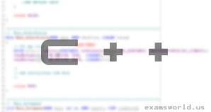 Pemrograman c++