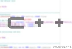 Kumpulan Modul Bahasa Pemrograman C++