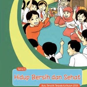 Buku Pegangan Guru SD Kelas 2 Hidup Bersih dan Sehat