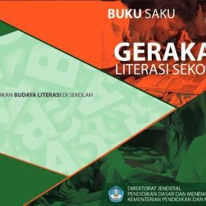 Download Buku Saku dan Panduan Gerakan Literasi Sekolah SD SMP SMA SMK SLB