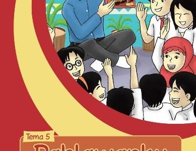 Buku Pegangan Guru dan Siswa Kelas 4 SD
