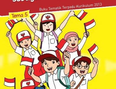 Buku Pegangan Guru dan Siswa Kelas 5 SD