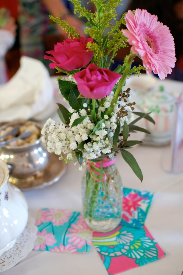 Singing in the Shower A Lilly Pulitzer Bridal Shower