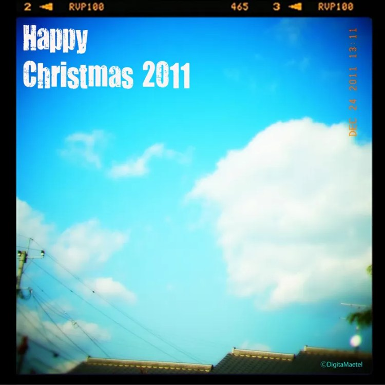 Merry Christmas and Happy Birthday to You or All