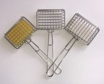 Three Soap Cages