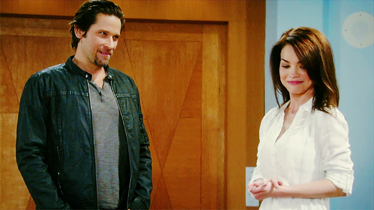 A New General Hospital supercouple?