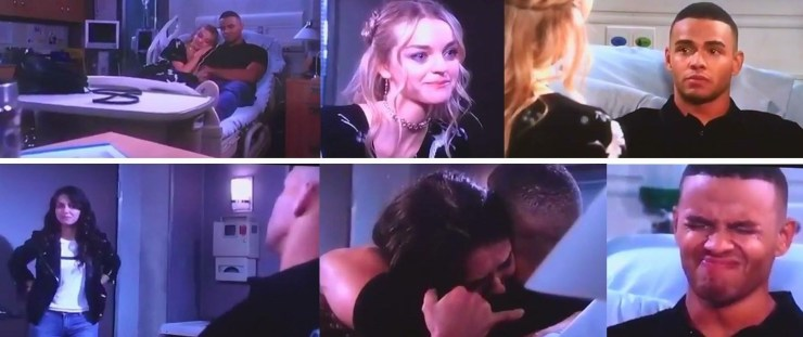 Kyler Pettis Final Scenes as Theo Carver, Days of Our Lives