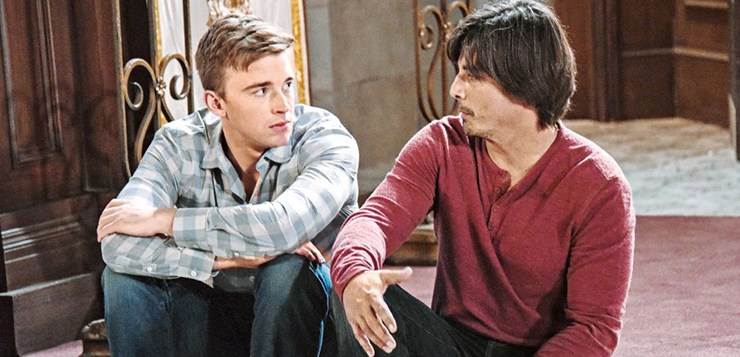 Days Star Bryan Dattilo Spills on Chandler Massey Return and More!