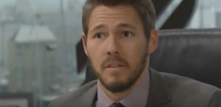 The Bold and the Beautiful Spoilers, Thursday, October 19th: Liam Offers a Pink Slip