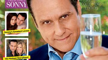 Soaps In Depth Special Collectors Edition: Maurice Benard Celebrating 25 Years as General Hospital's Sonny